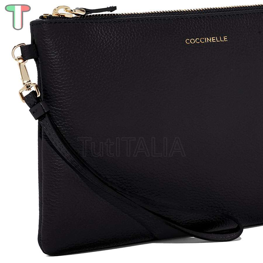 Coccinelle New Best Soft Medium Noir E5FV119A107001