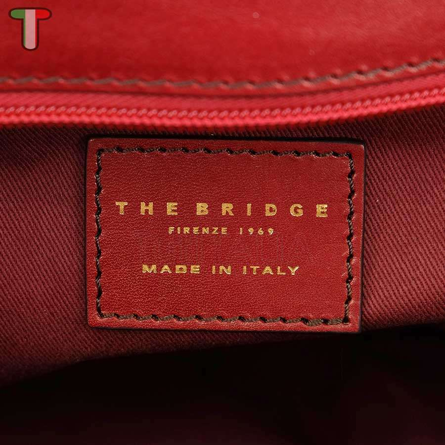 The Bridge Rosso Ribes 04184901 2E